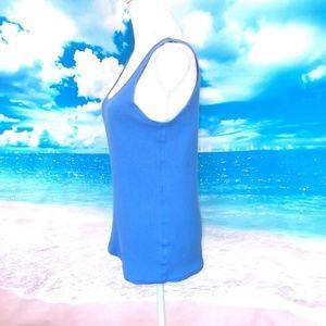 Faded Glory Tops - Faded Glory Blue Tank Top XXL